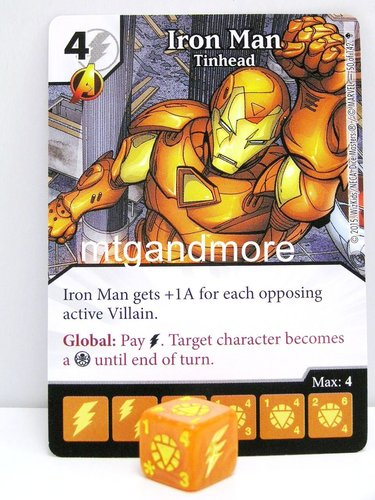 #050 Iron Man Tinhead