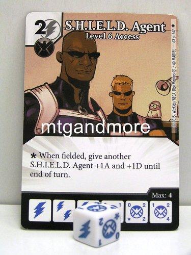 Zemo Age of Ultron Marvel Dice Masters #035 Baron Zemo Helmut J