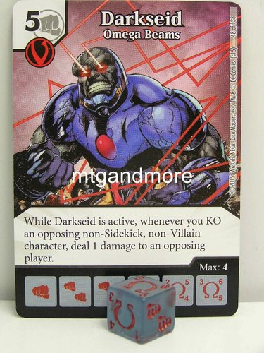 #048 Darkseid Omega Beams