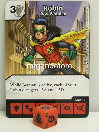 #063 Robin Boy Wonder