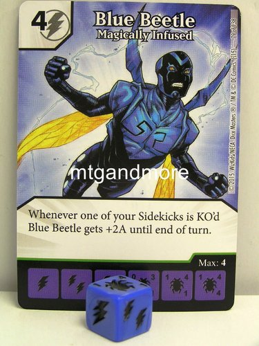 #079 Blue Beetle Magically Infused