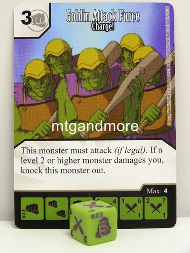 #022 Goblin Attack Force - Charge!