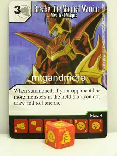 #044 Breaker the Magical Warrior - Mystical Magus