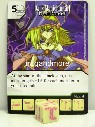 #047 Dark Magician Girl - Powerful Sorceress