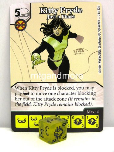 #074 Kitty Pryde Just a Phase