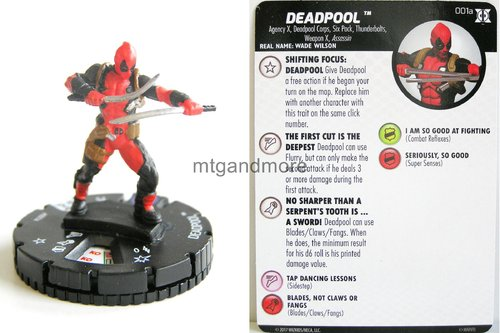 #001a Deadpool - Deadpool and X-Force