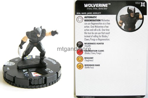 #002 Wolverine - Deadpool and X-Force