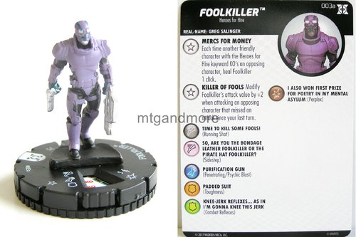 #003a Foolkiller - Deadpool and X-Force