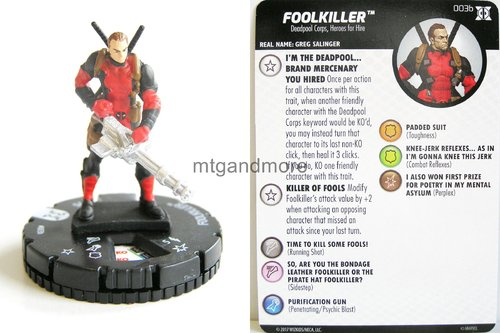 #003b Foolkiller - Deadpool and X-Force