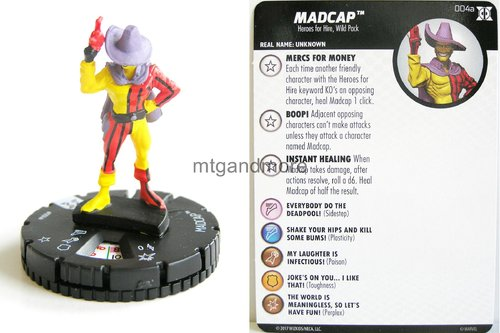 #004a Madcap - Deadpool and X-Force