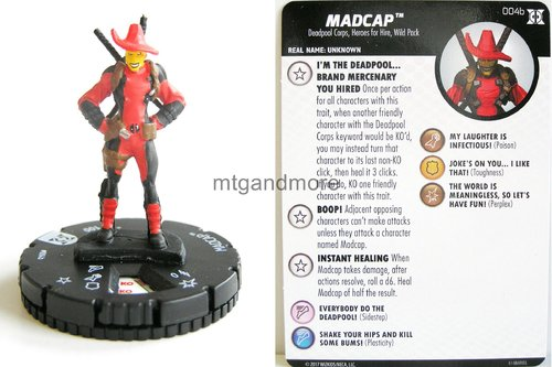 #004b Madcap - Deadpool and X-Force