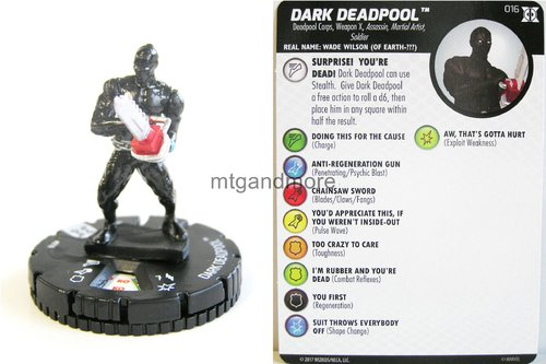 #016 Dark Deadpool - Deadpool and X-Force