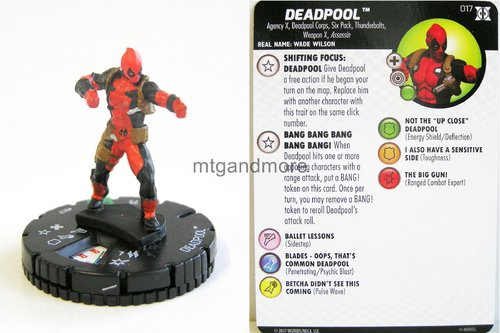 #017 Deadpool - Deadpool and X-Force