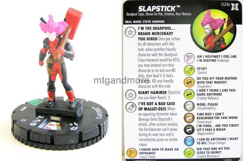 #021b Slapstick - Deadpool and X-Force