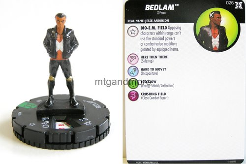 #026 Bedlam - Deadpool and X-Force