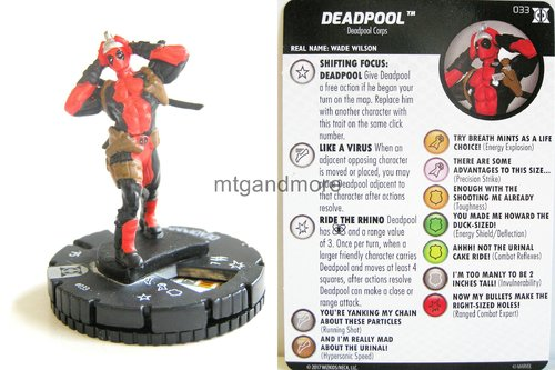 #033 Deadpool - Deadpool and X-Force