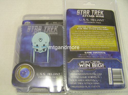 Star Trek Attack Wing U.S.S. Reliant