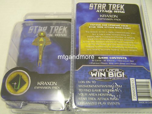Star Trek Attack Wing Kraxon
