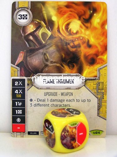 Die Star Wars Destiny 1x #047 Hired Gun Awakenings