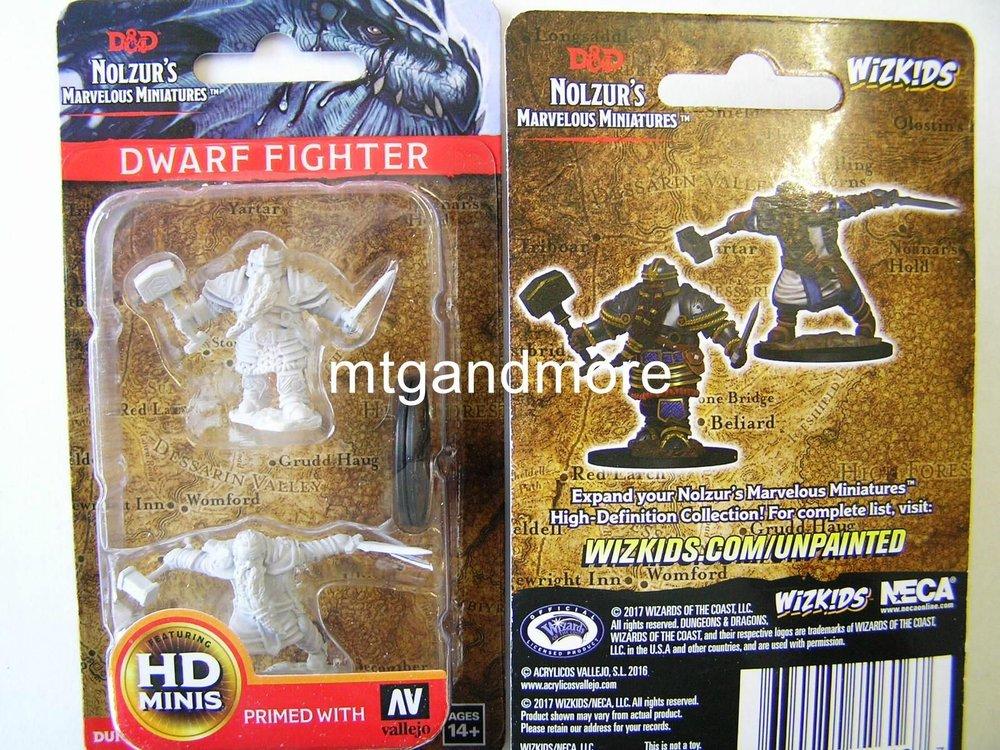 Wzk72616 Dd Nolzurs Marvelous Wave 1 Unpainted Miniatures