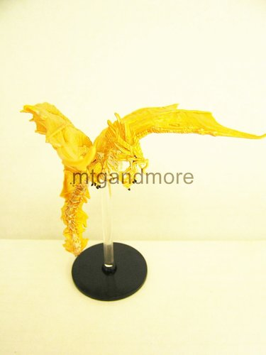 #043 Gold Dragon - Large Figure - Tyranny of Dragons