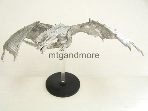 #042 Silver Dragon - Large Figure - Tyranny of Dragons