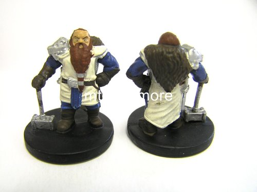 #007 Shield Dwarf Fighter - Elemental Evil