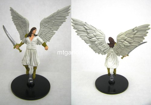 #030 Solar Angel - Large Figure - Elemental Evil