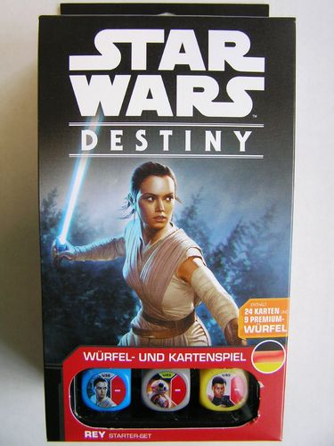 Star Wars Destiny - Awakenings Starter Rey