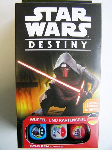Star Wars Destiny - Awakenings Starter Kylo Ren