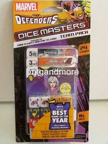 Dice Masters Defenders Team Pack