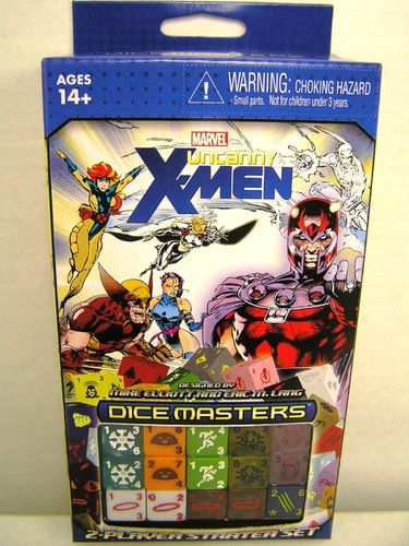 Dice Masters The Uncanny X-Men Starter Pack