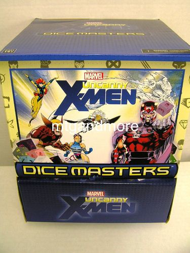 Dice Masters The Uncanny X-Men Gravity Feed Display