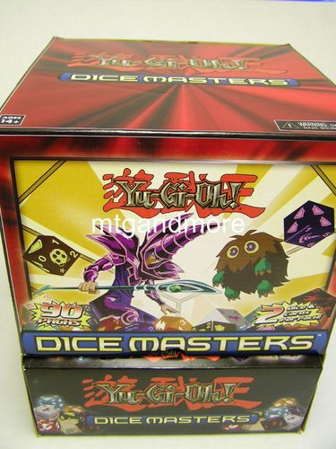 Dice Masters Yu-Gi-Oh Gravity Feed Display