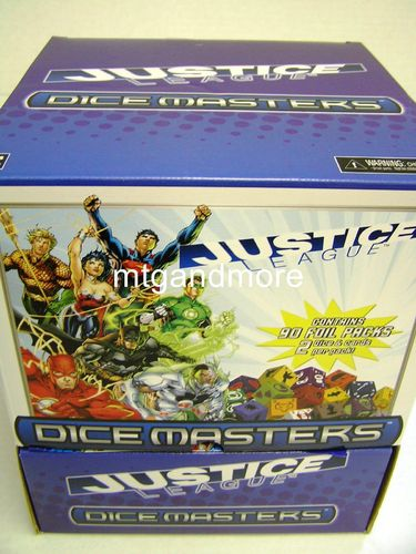 Dice Masters Justice League Gravity Feed Display