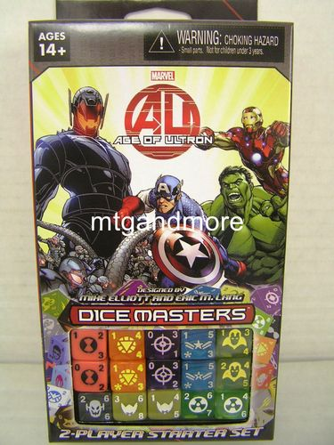 Dice Masters Age of Ultron Starter Set