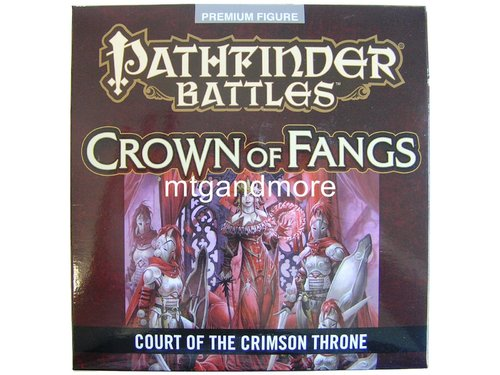 Pathfinder Battles - Court of the Crimson Throne - Crown of Fangs