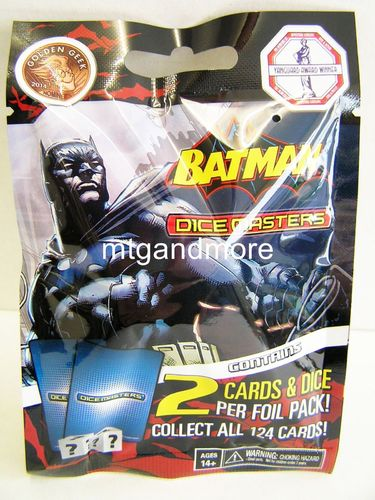 Dice Masters Batman 1x Booster Pack