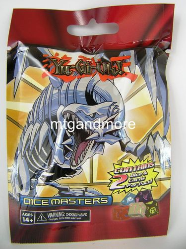 Dice Masters Yugioh 1x Booster Pack
