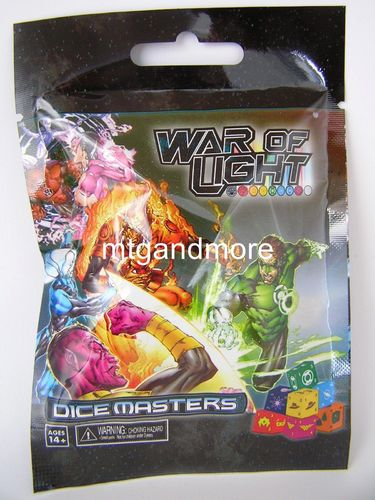 Dice Masters War of Light 1x Booster Pack