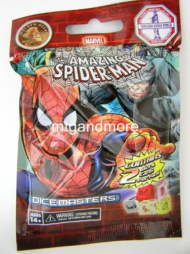 Dice Masters The Amazing Spider-Man 1x Booster Pack
