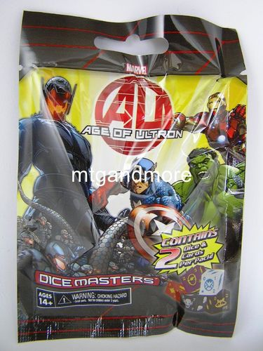 Dice Masters Age of Ultron 1x Booster Pack