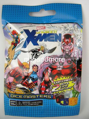 Dice Masters The Uncanny X-Men 1x Booster Pack