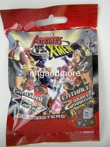 Dice Masters AvX dt. 1x Booster Pack