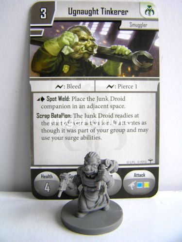 Star Wars Imperial Assault - Ugnaught Tinkerer