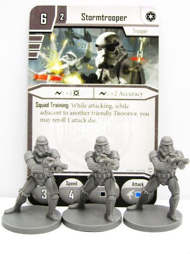 Star Wars Imperial Assault - Stormtrooper Group