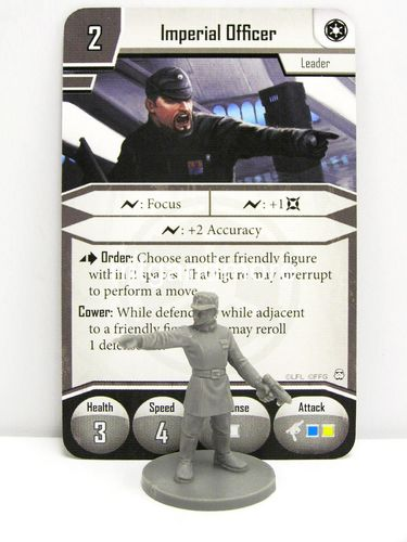 Star Wars Imperial Assault - Imperial Officer
