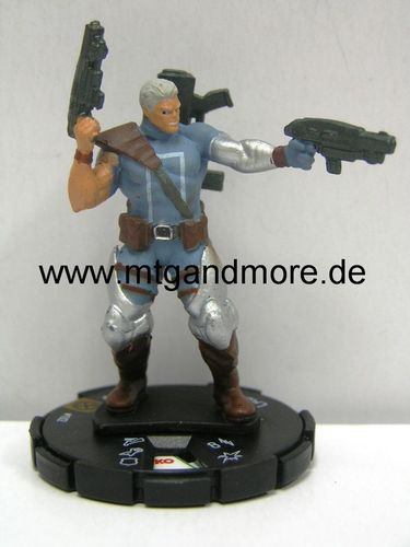 HeroClix - LE#102 Cable - Giant Size X-Men