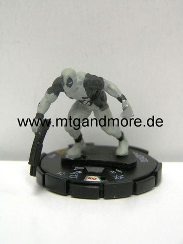 HeroClix - LE #103 Deadpool - Giant Size X-Men