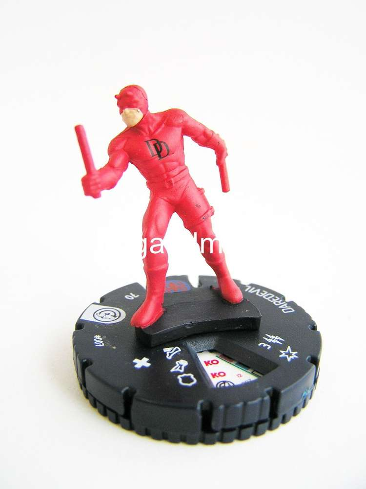 #008 Wasp MARVEL HEROCLIX CIVIL WAR STORYLINE